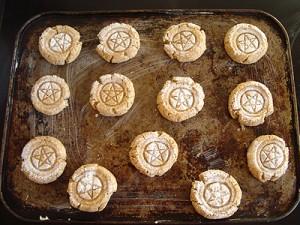 biscuits de samhain